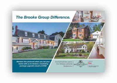 Brooke Group Mailer Front