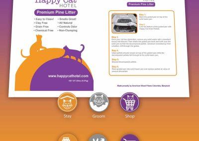 Happy Cat Branding & Icons