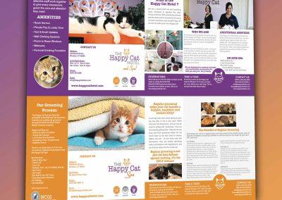 Happy Cat Brochures