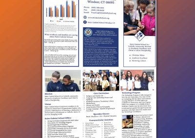 Saint Gabriel School Brochure